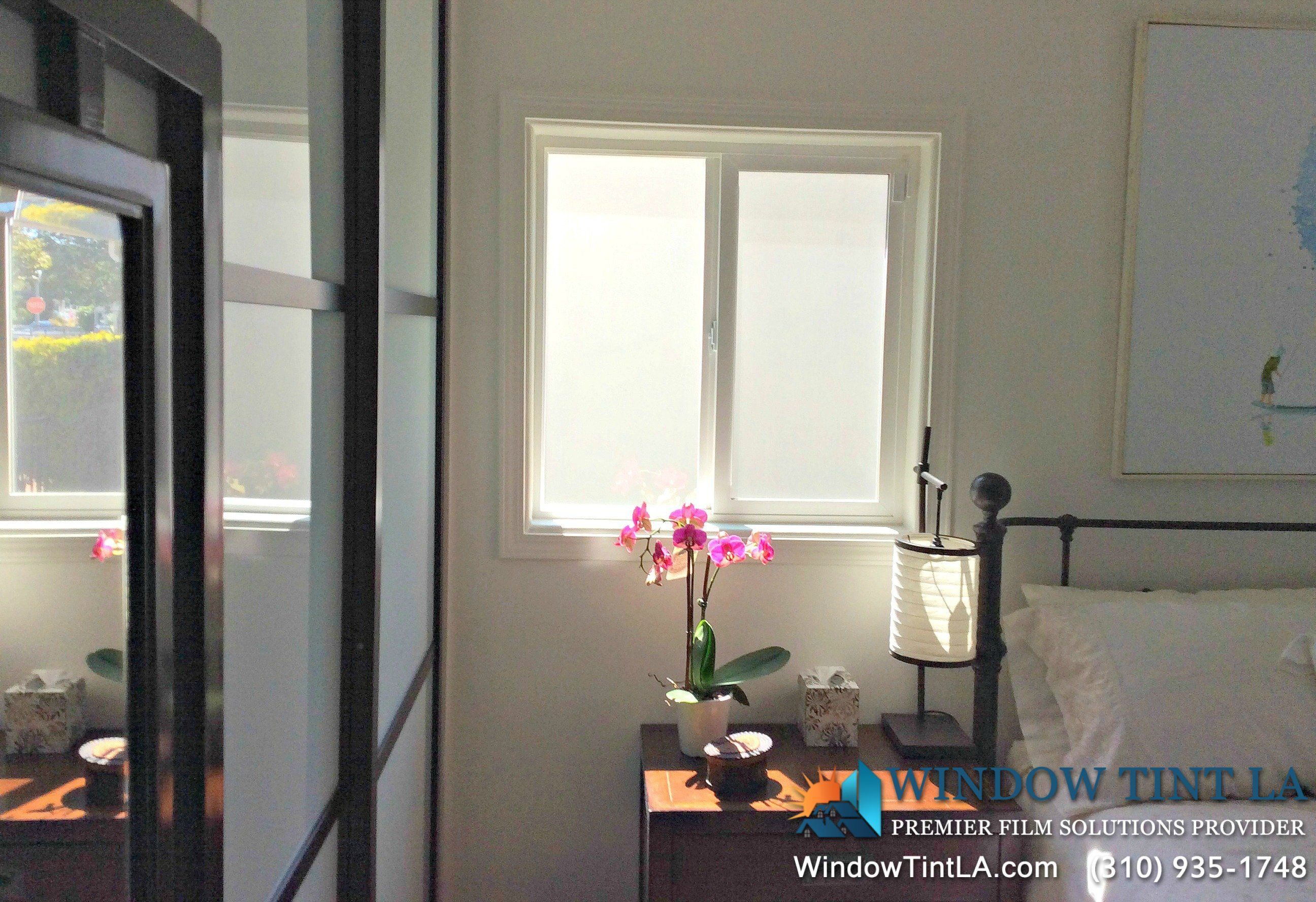 Home Window Tint In Los Angeles Tinted House Windows Mirrors