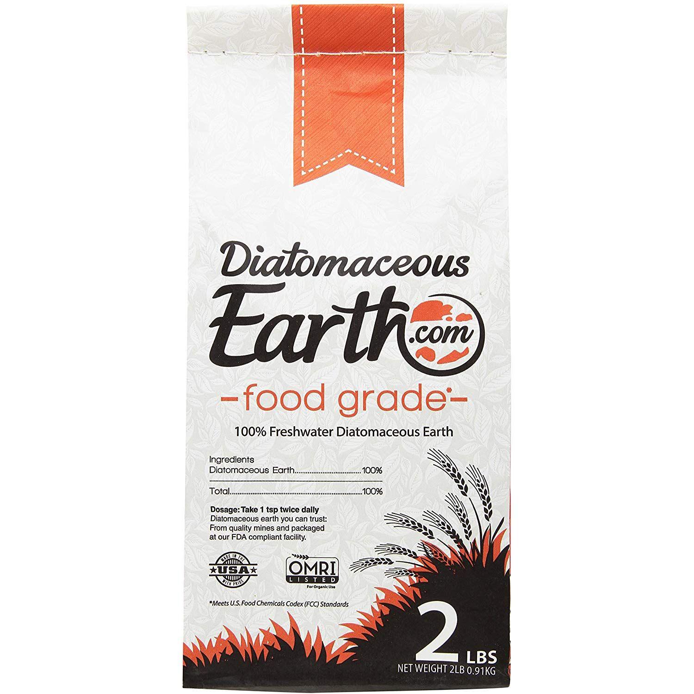 Diatomaceous Earth 2 Lbs Food Grade DE Includes Free