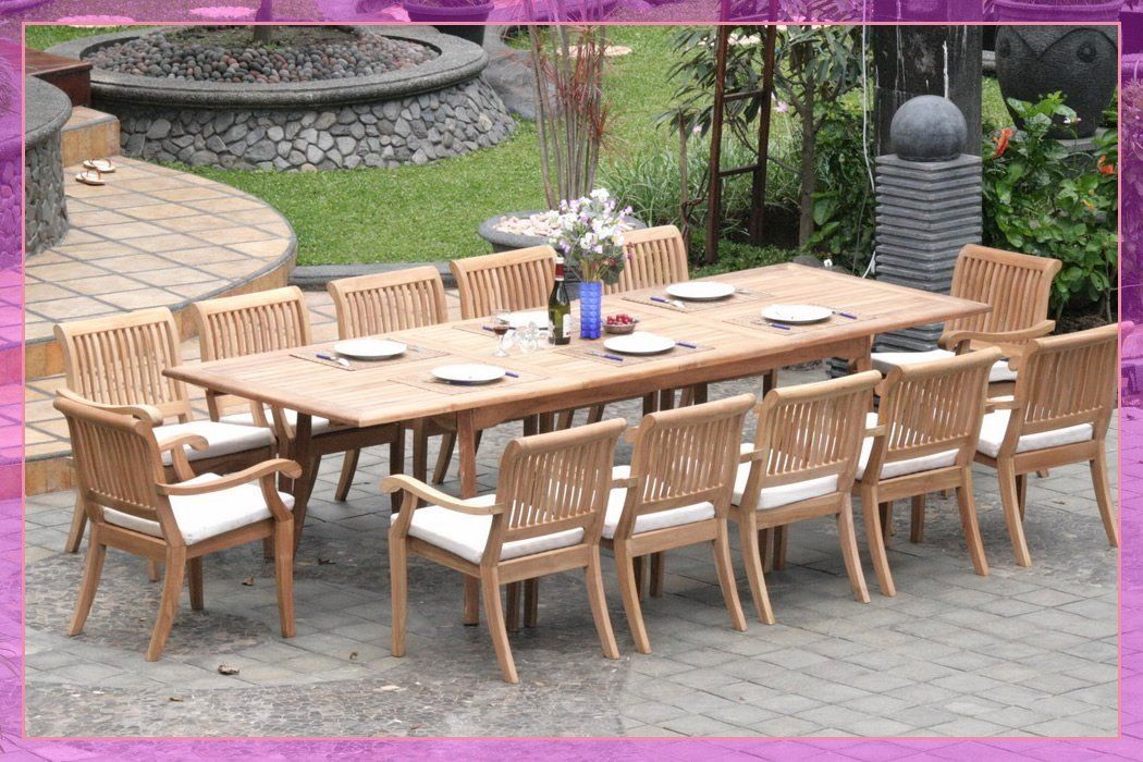 178 Reference Of Extendable Outdoor Dining Table And Chairs In 2020 Patio Furniture Dining Set Outdoor Dining Furniture Teak Patio Table