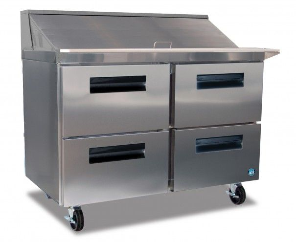 your commercial kitchen needs this table top refrigerator   barn ...