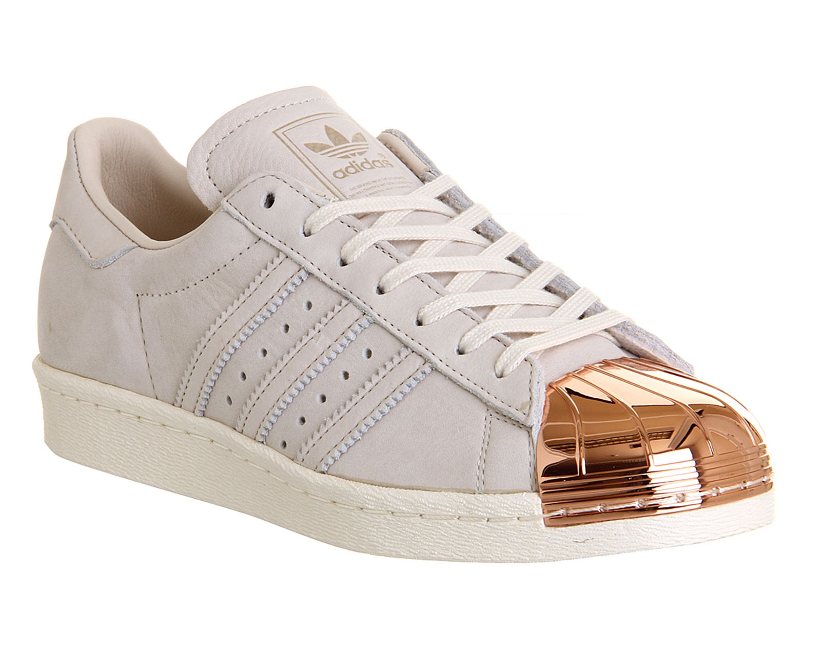 adidas superstar metallic rose gold
