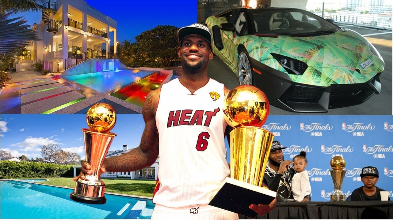 LeBron James🌟 Biography worth of LeBron James House