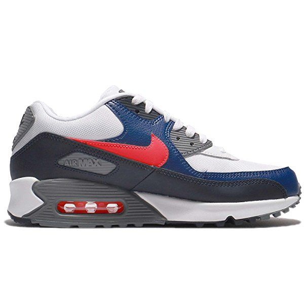 new product 66abb ac020 ... promo code for amazon nike mens air max 90 essential running shoes  anthracite white 7e61e 73c18