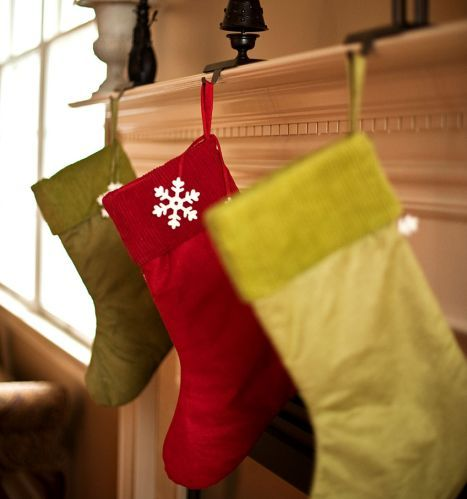 why do we hang christmas stockings a history
