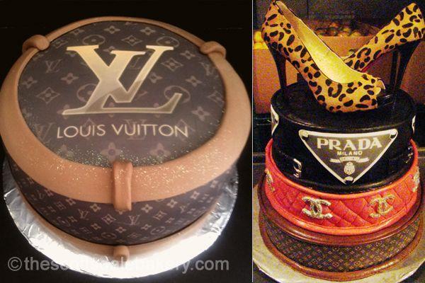 Miraculous Louis Vuitton Prada Cake By Scottsdale Bakery 3 Louis Vuitton Funny Birthday Cards Online Benoljebrpdamsfinfo