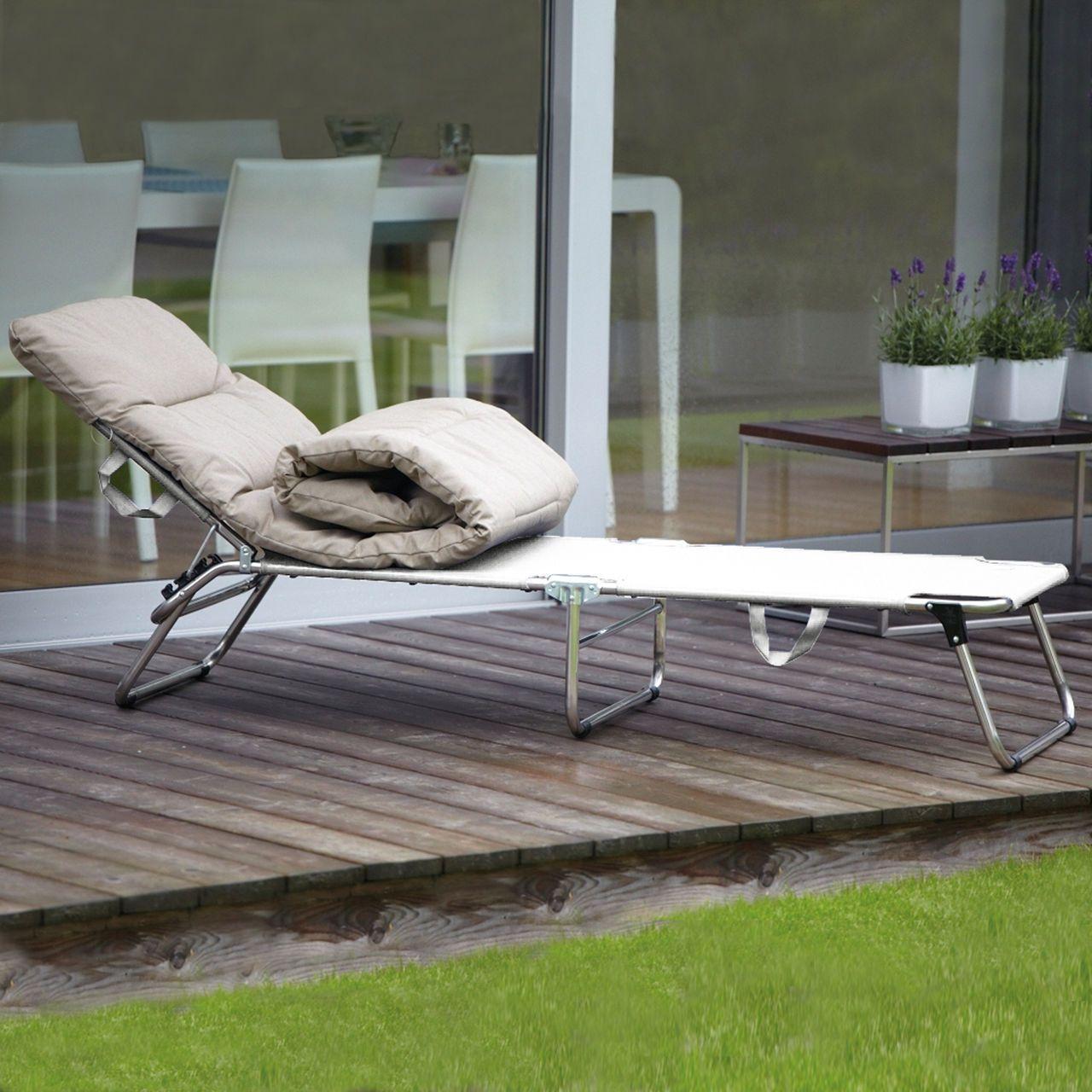 Ultraleichte Design Gartenliege Von Jan Kurtz Garten Pinterest ...