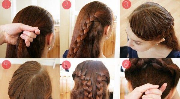 Many Braids – One Hairstyle   Femface.net