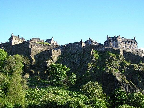 Edimburgo (Escocia) Edinburgh Castle (con imágenes