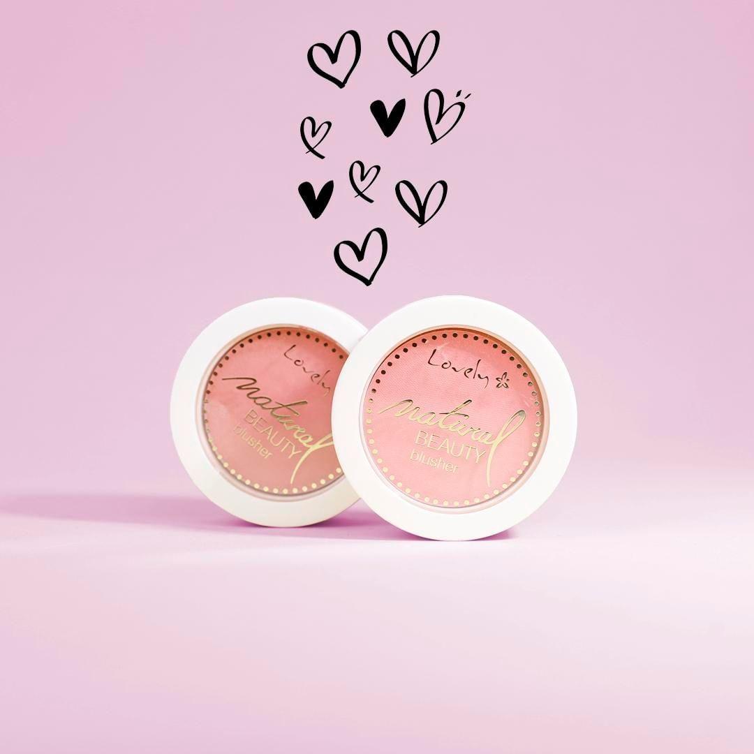 Blusher Natural Beauty Colorete Lovely Makeup En 2020 Colorete