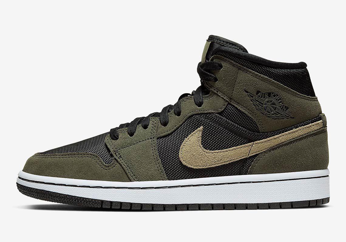 Air Jordan 1 Is Getting Nike Air On The Heel Air Jordans