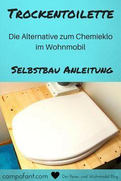 Photo of Trockentoilette im Wohnmobil: Campingklo ohne Chemie – Campofant