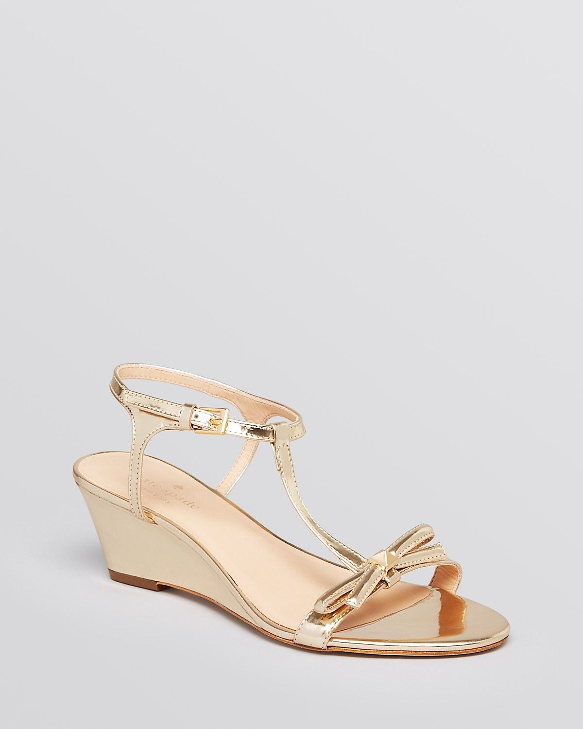 93cc97a3b535 kate spade new york Wedge Sandals - Donna T Strap