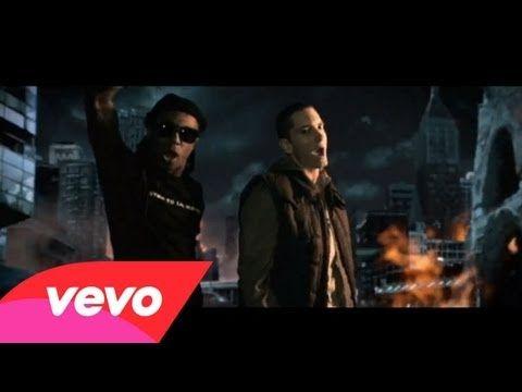 Lil Wayne Drop The World Ft Eminem Eminem Eminem Music Rap