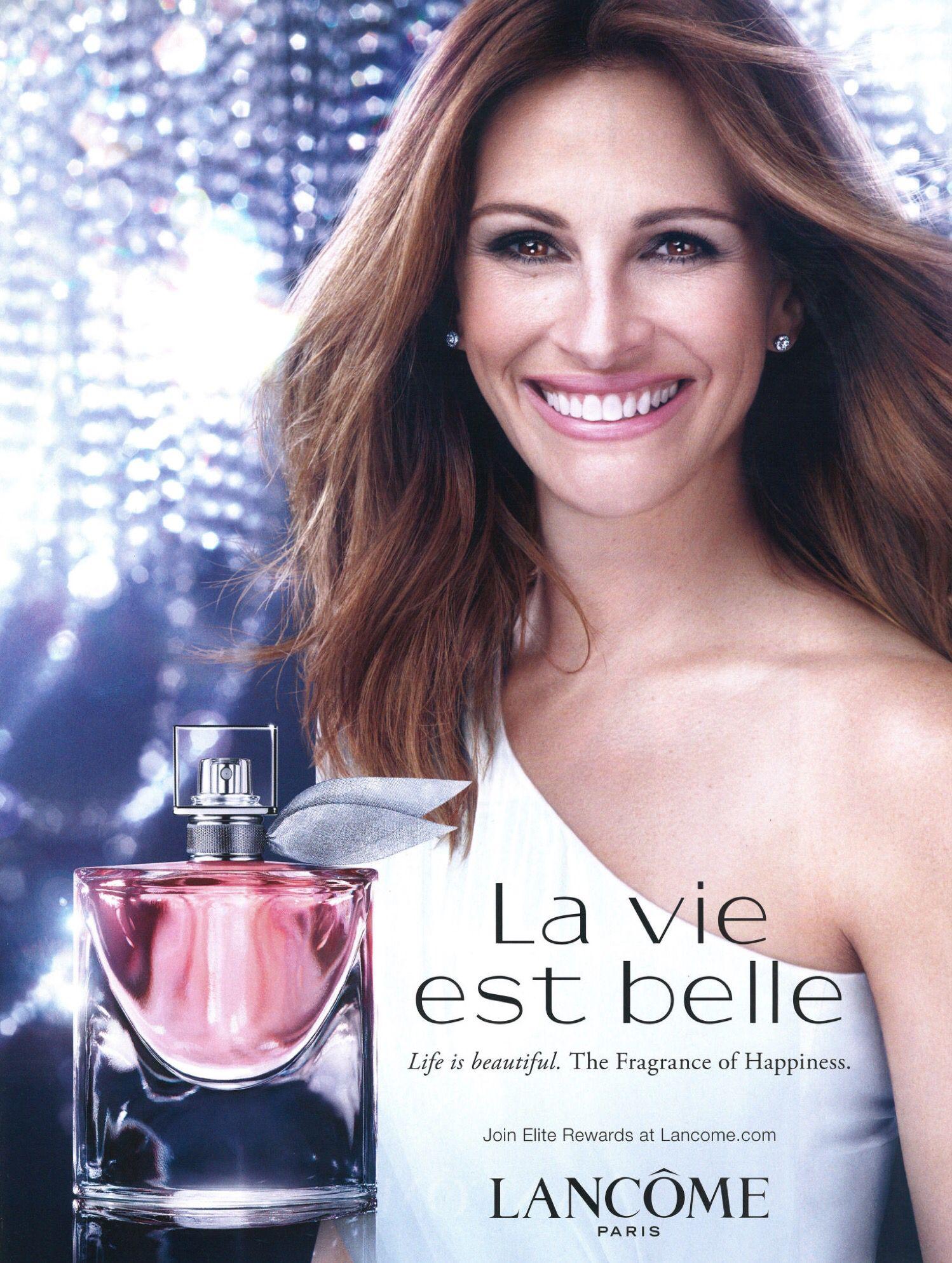 La Vie With Roberts Lancôme Perfume Est Julia Belle BCoedxQErW