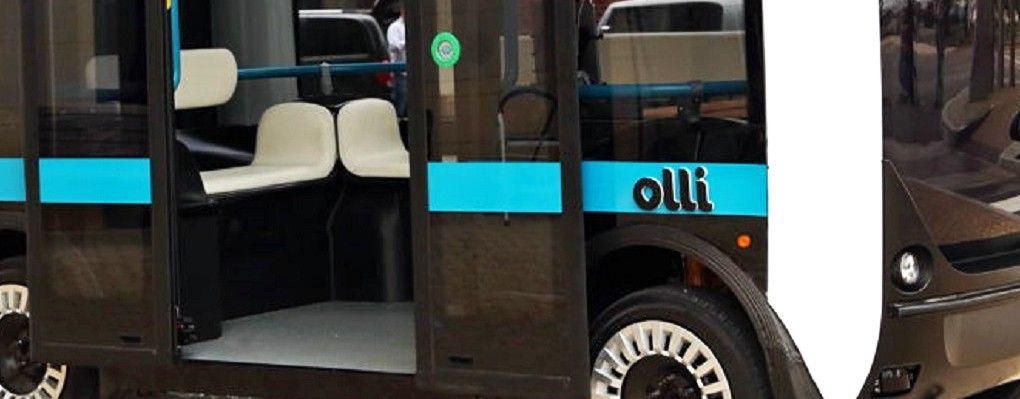 Olli, le mini bus électrique imprimé en 3D  http://www.lifestyl3d.com/impression-3d-industrie-automobile-affaire-roule/