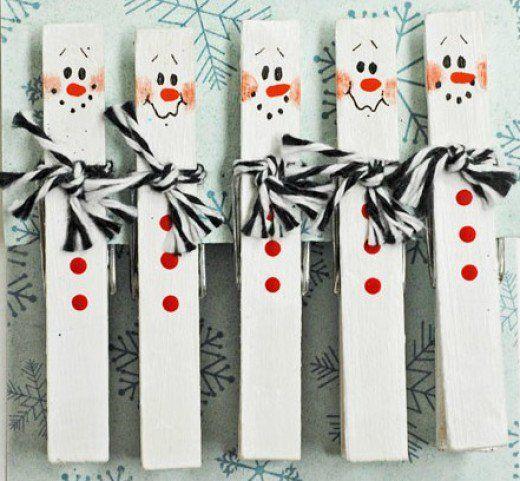 49 Classy Clothespin Craft Ideas Christmas Clothespins Christmas Crafts Clothes Pin Ornaments