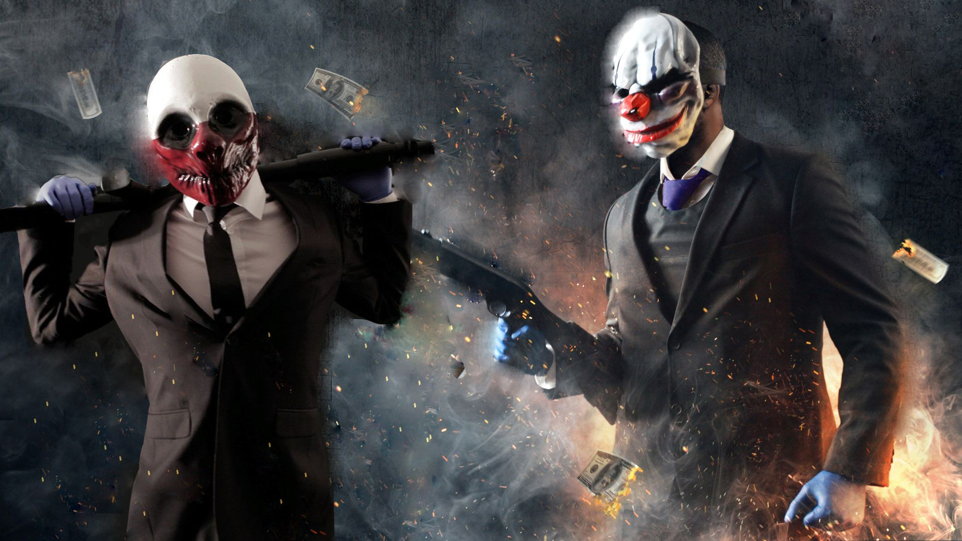 Ultra Hd 4k Payday 2 Wallpapers Hd Desktop Backgrounds 3840x2400