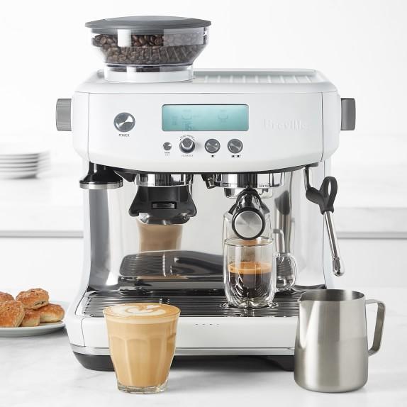 Breville Barista Pro Espresso Machine Williams Sonoma Home Espresso Machine Espresso Machine Best Home Espresso Machine