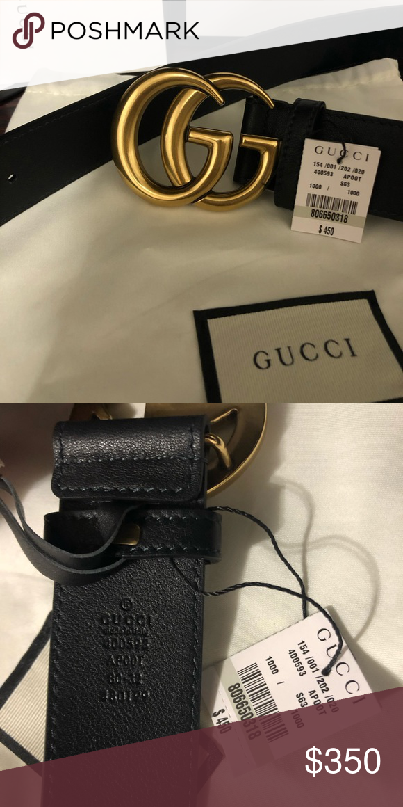 b8853066708 Women s authentic Gucci gg marmont smooth belt Women s Gucci authentic gg  smooth marmont belt Comes with box and dust bag ! Gucci Accessories Belts