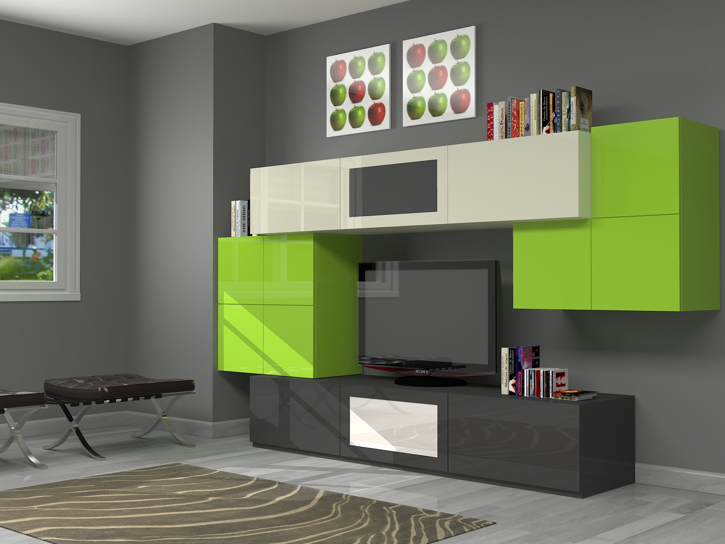 Muebles De Salon A Medida Nuestros Muebles De Saln A Medida Tipo  # Muebles Carre Sant Cugat
