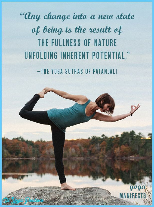 Yoga Quotes About Nature