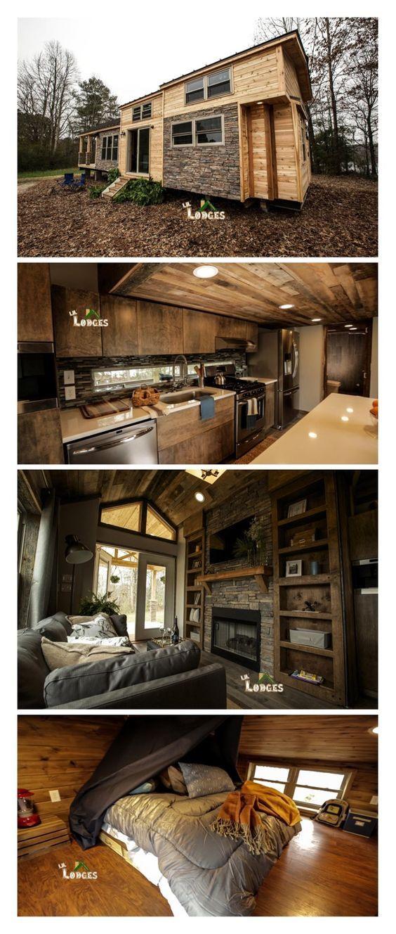 A Cozy Rv Tiny House In Cobleskill Ny Tiny House House