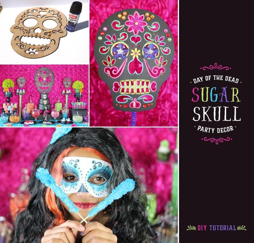 17+ Sugar skull party decorations ideas in 2021