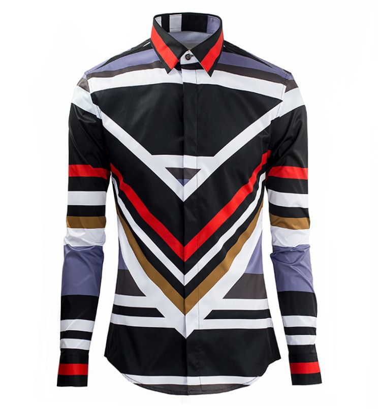 2015 New Arrival Men Casual Shirt Long Sleeve Striped Pattern High Quality  slim fit mens dress shirts  mens Fashion  shirt-in Casual Shirts from Men's Clothing & Accessories on Aliexpress.com | Alibaba Group