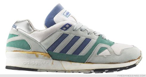 Freshness Feature: adidas ZX Family Archive | Zx adidas