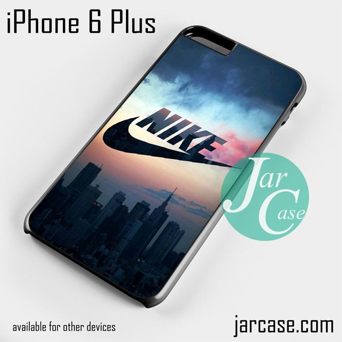 Nike in Sunset City Phone case for iPhone 6 Plus and other iPhone devices