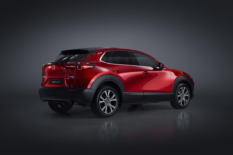 The Mazda Cx 30 Will Be A New Pillar For The Brand Mazda