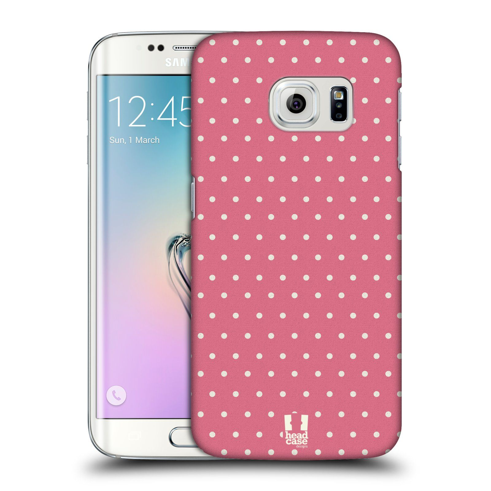 HEAD CASE DESIGNS FRENCH COUNTRY PATTERNS CASE FOR SAMSUNG GALAXY S6 EDGE G925