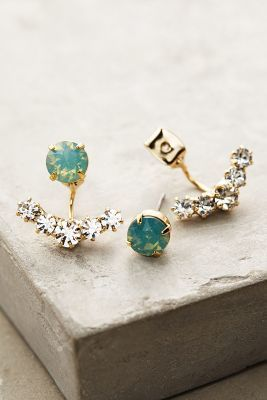 Anthropologie Adrias Anchored #Earrings #holidaygifts #anthroregistry