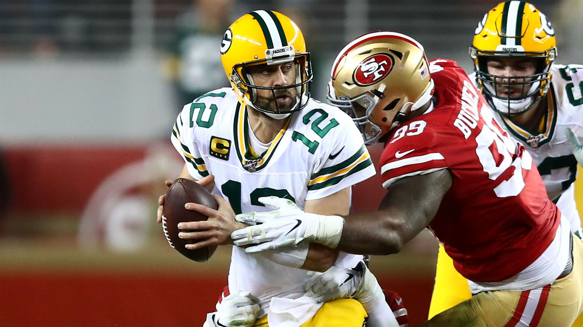 Aaron Rodgers Packers Did 4 Things Vs Seahawks They Must Do Again To Upset 49ers For Nfc Championship N In 2020 National Football League National Football Nfl News