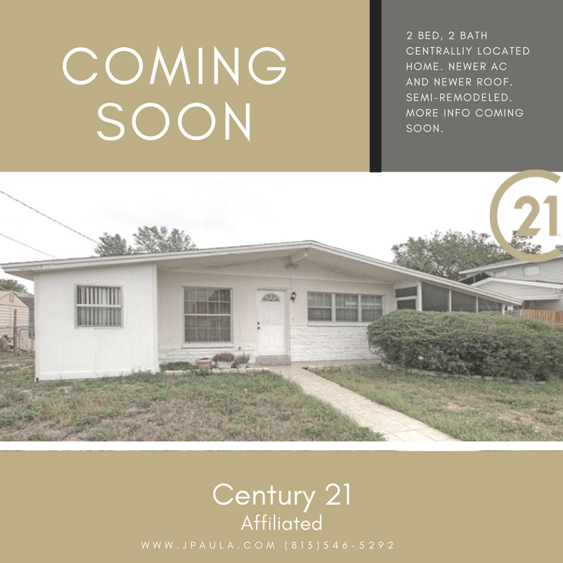 Coming Soon This 2 Bedroom 2 Bathroom Home Won't Last Long