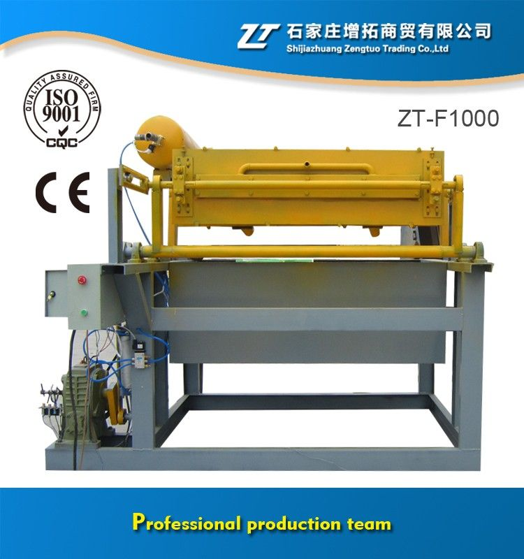 1000pcs H Egg Tray Machine With Civil Building Dryer Product Type And New Condition Egg Tray Making Machine Price Corrugated Carton Making Machine Tray