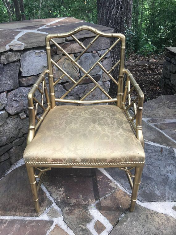 Faux Bamboo Chippendale Chair Inspiration Chinoiserie Pinterest