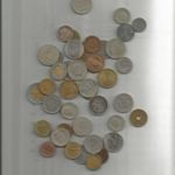 20 Pence Coin & 50 ORE Coin + 5 Others