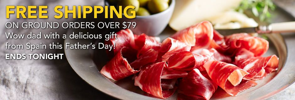 Authentic spanish food from spain at