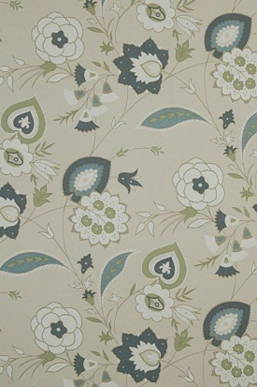 Wallcoverings   Wall coverings   Paisley Flowers [Waldorf. Check it out on Architonic