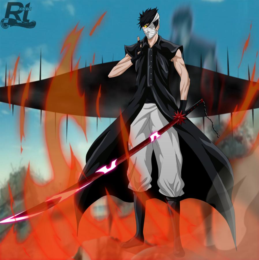 Bleach Oc Hakugin Jin By Sarzill On Deviantart: Пин от пользователя Kot War на доске Art