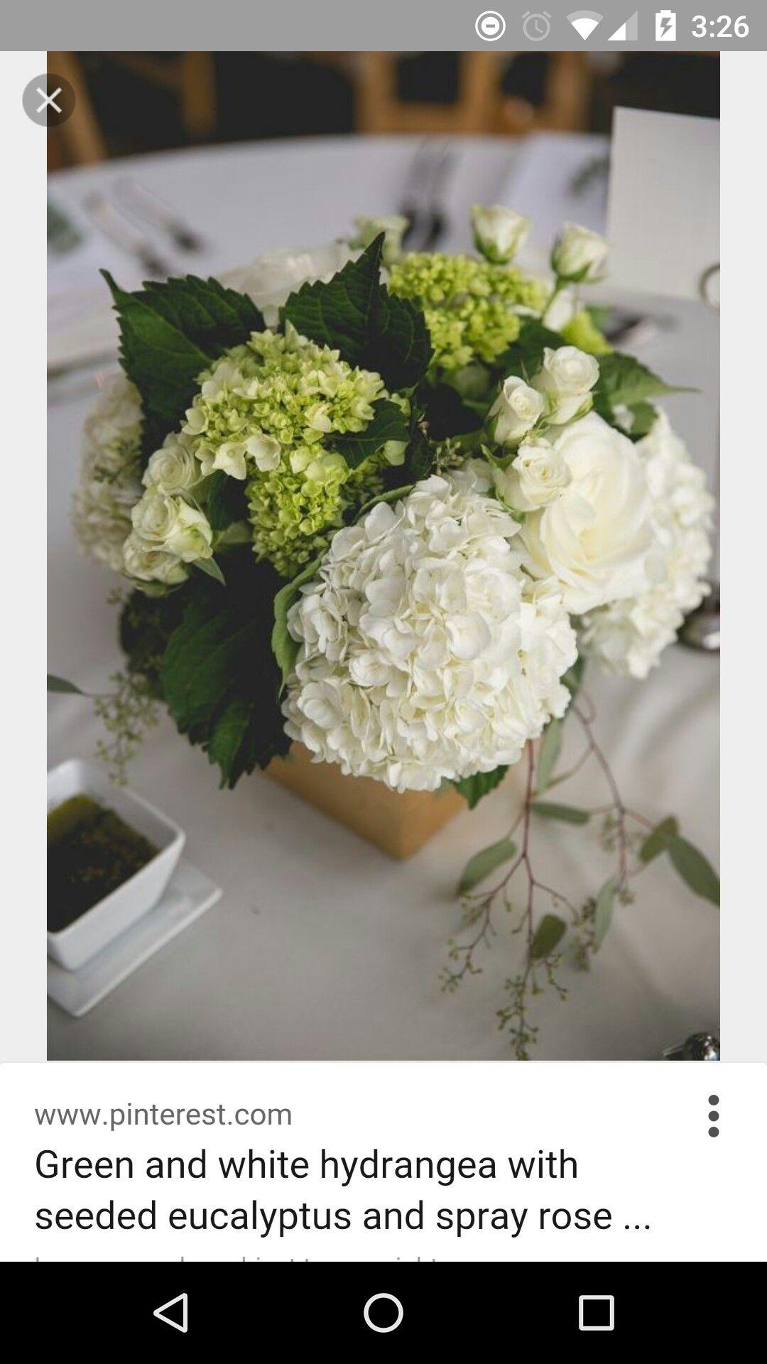 Pin von nadeera j auf flower arrangements pinterest for Blumen tischdeko hochzeit runde tische