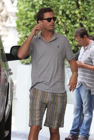 Scott Disick Polo Shirt | Smart casual, Scott disick, Men casual