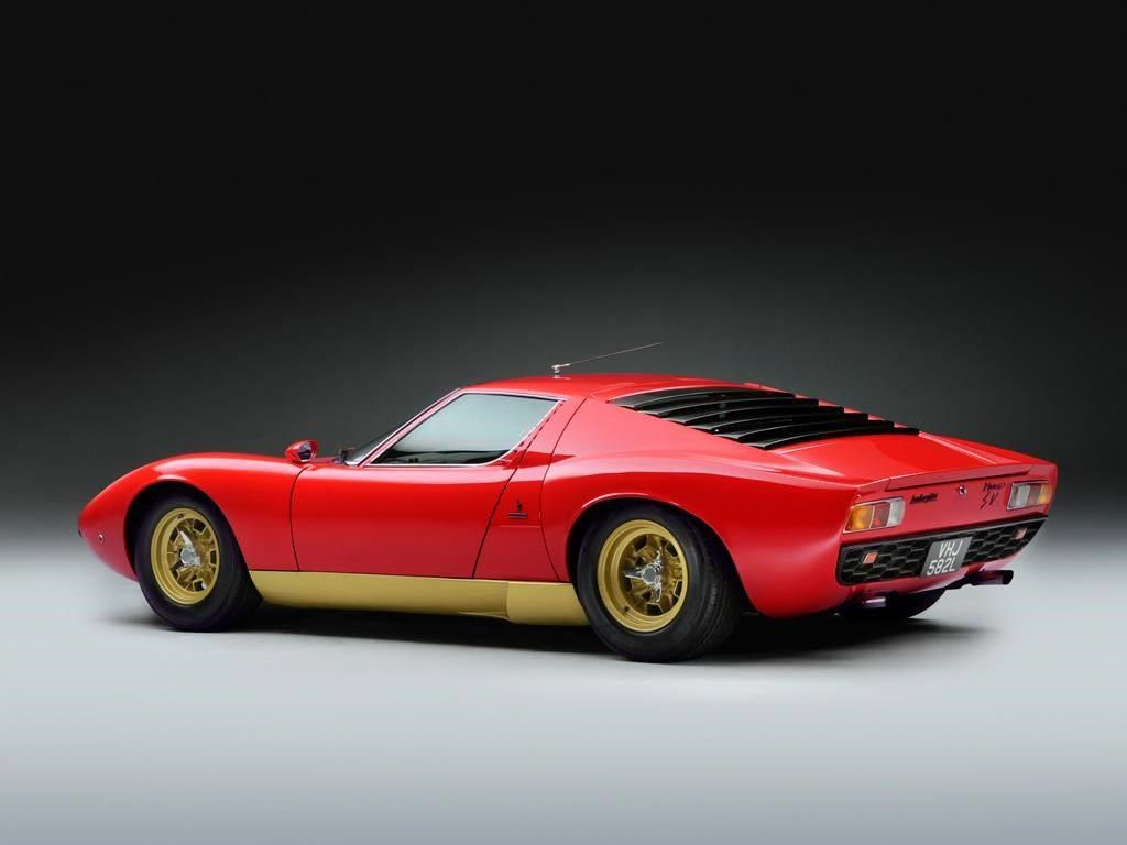 1972 Lamborghini Miura Sv For Sale Classic Cars For Sale Uk