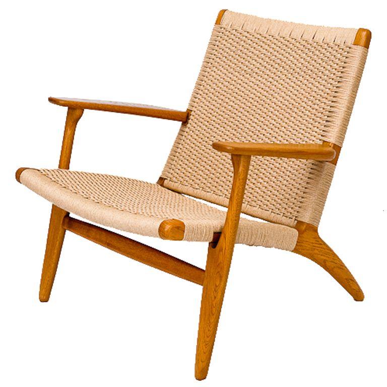 hans wegner ch-25 lounge chair   hans wegner, modern lounge and modern