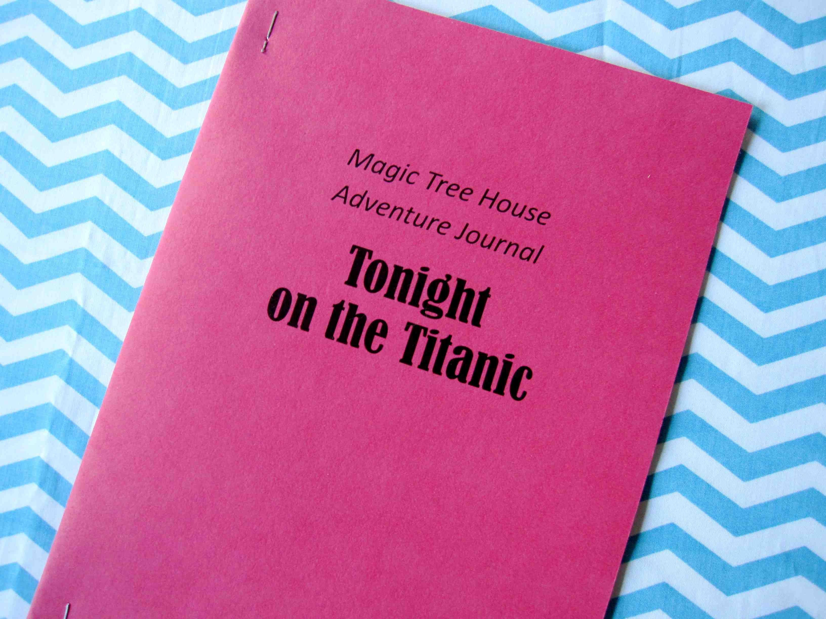 Tonight On The Titanic Unit Study