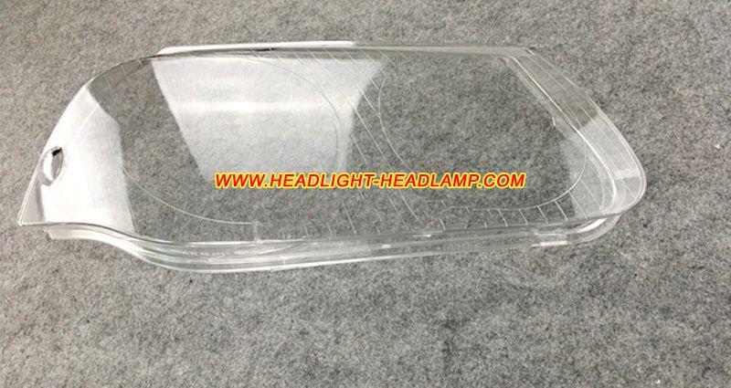 2006 2008 Vw Volkswagen City Jetta Original Factory Oem Headlight Lens Cover Plastic Lenses Gles