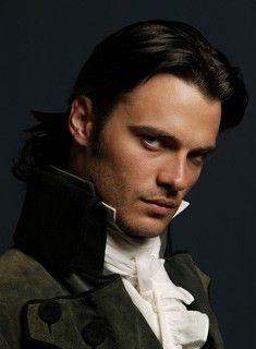 Giulio Berruti como Roger Blackraven - El Cuarto Arcano - Florencia ...