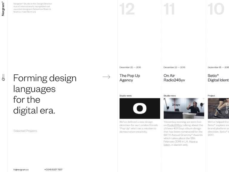 Added By Awwwards Team In Menus Inspiration Website Menu Web Design Menu Inspiration