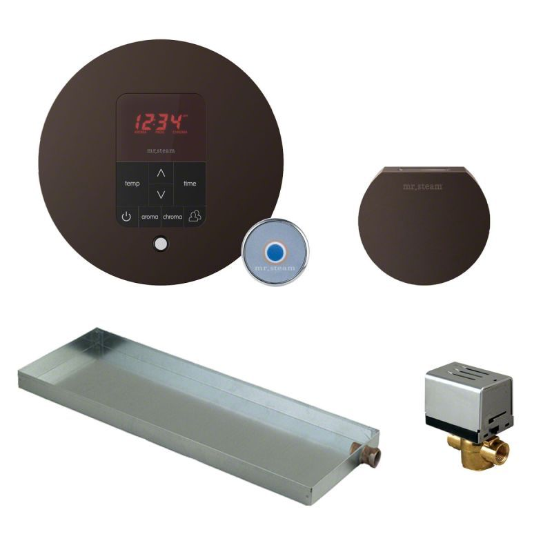 Mr Steam CT6EC1 Commercial 150 Cu Ft Steam Generator Kit Oil Rubbed Bronze Steam  Shower Accessories